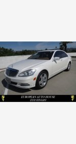 2011 Mercedes-Benz S550 for sale 101154760
