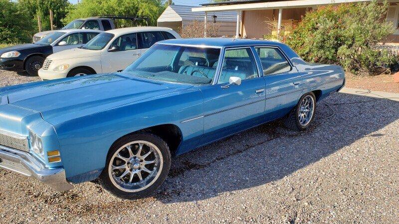 1972 Chevrolet Impala Classics For Sale Classics On Autotrader