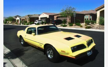 1978 Pontiac Firebird for sale 101154786