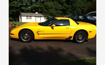 2001 Chevrolet Corvette Z06 Coupe for sale 101154788