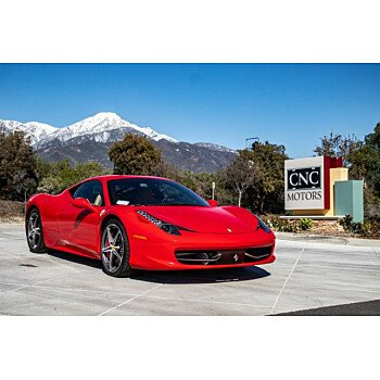 2010 Ferrari 458 Italia Coupe for sale 101154812