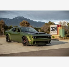 2018 Dodge Challenger SRT Demon for sale 101154887
