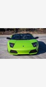 2008 Lamborghini Murcielago LP 640 Roadster for sale 101154906