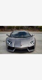 2014 Lamborghini Aventador LP 700-4 Roadster for sale 101154928