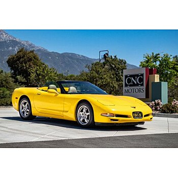 2000 Chevrolet Corvette Convertible for sale 101154939