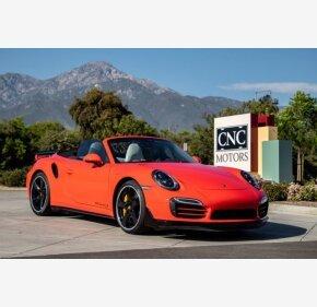 2016 Porsche 911 Cabriolet for sale 101154952