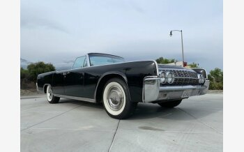 1962 Lincoln Continental for sale 101154991
