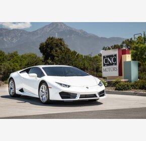 2017 Lamborghini Huracan LP 580-2 Coupe for sale 101155034