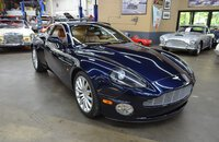 2004 Aston Martin Vanquish Coupe for sale 101155047