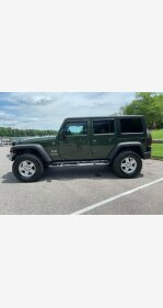 2007 Jeep Wrangler 4WD Unlimited X for sale 101155062