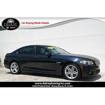 2014 BMW 550i Sedan for sale 101155064