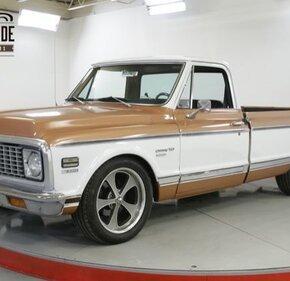 1972 Chevrolet C/K Truck for sale 101155145