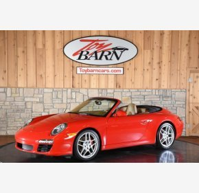 2009 Porsche 911 Cabriolet for sale 101155175