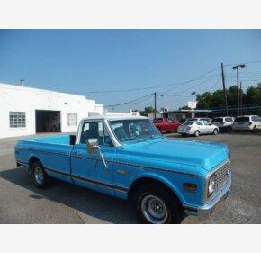 1972 Chevrolet C/K Truck Cheyenne Super for sale 101155184
