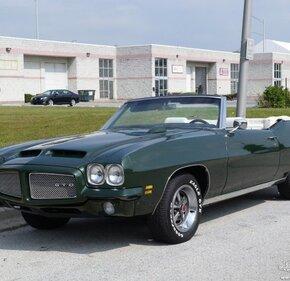 1971 Pontiac GTO for sale 101155247