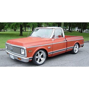 1971 Chevrolet C/K Truck for sale 101155274