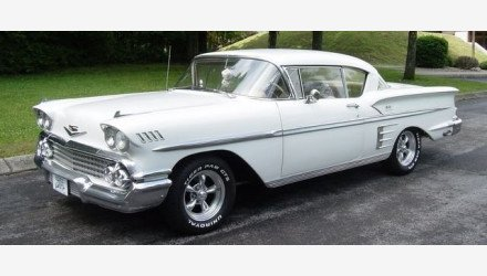 1958 Chevrolet Impala for sale 101155276