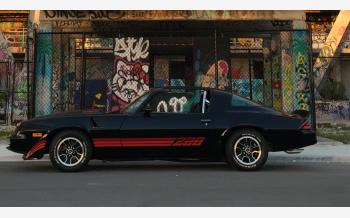 1980 Chevrolet Camaro Z28 for sale 101155292