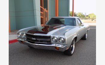 1972 Chevrolet El Camino SS for sale 101155314