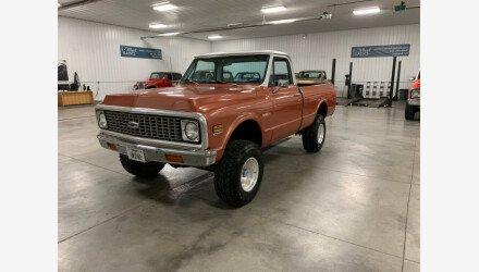 1972 Chevrolet C/K Truck for sale 101155350