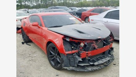 2017 Chevrolet Camaro SS Coupe for sale 101155399