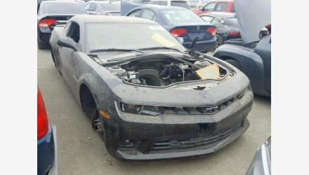 2015 Chevrolet Camaro SS Coupe for sale 101155434