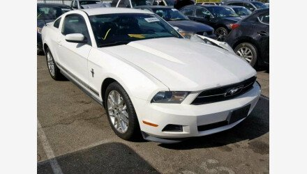 2012 Ford Mustang Coupe for sale 101155452