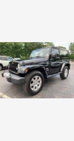 2013 Jeep Wrangler 4WD Sahara for sale 101155490