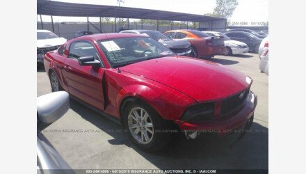 2007 Ford Mustang Coupe for sale 101155515