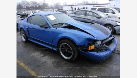 2004 Ford Mustang Mach 1 Coupe for sale 101155564