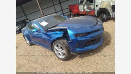 2018 Chevrolet Camaro LT Coupe for sale 101155567