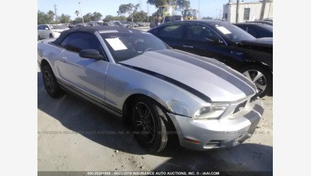 2012 Ford Mustang Convertible for sale 101155573