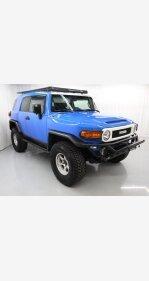2008 Toyota FJ Cruiser 4WD for sale 101155683