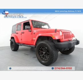 2013 Jeep Wrangler 4WD Unlimited Sahara for sale 101155695