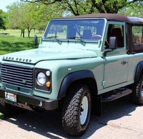 1990 Land Rover Defender for sale 101155710