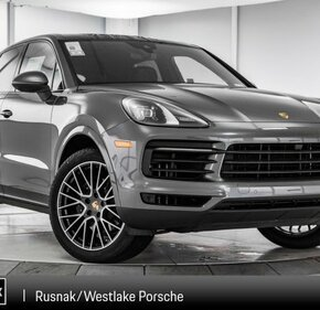 2019 Porsche Cayenne for sale 101155712