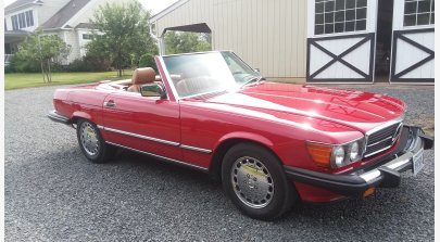 1989 Mercedes-Benz 560SL for sale 101155825