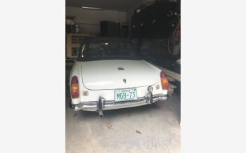 1973 MG MGB for sale 101155852