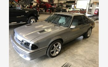 1989 Ford Mustang LX V8 Hatchback for sale 101155868