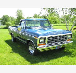 1978 Ford F150 2WD Regular Cab for sale 101155877