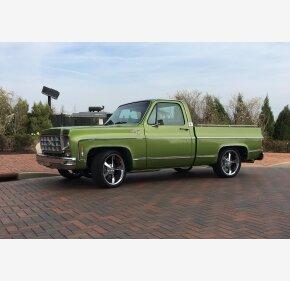 1977 Chevrolet C/K Truck Silverado for sale 101155885