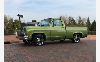1977 Chevrolet C/K Truck Silverado for sale 101155885