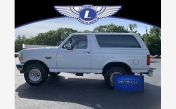 1992 Ford Bronco for sale 101155939