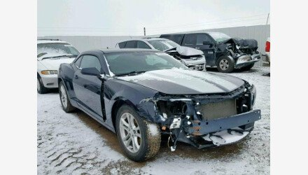 2014 Chevrolet Camaro LT Coupe for sale 101156188