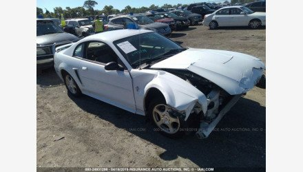 2003 Ford Mustang Coupe for sale 101156233