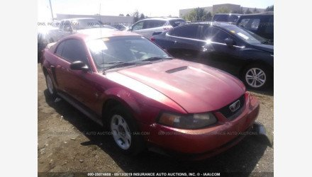 2000 Ford Mustang Coupe for sale 101156234