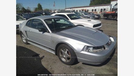 2004 Ford Mustang Coupe for sale 101156236