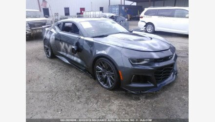 2018 Chevrolet Camaro for sale 101156291