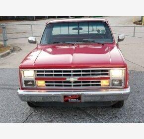 1985 Chevrolet C/K Truck for sale 101156494