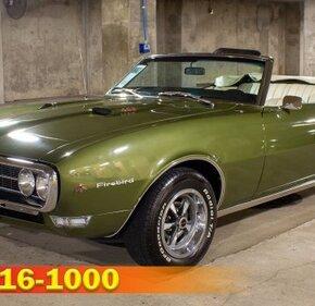 1968 Pontiac Firebird for sale 101156548